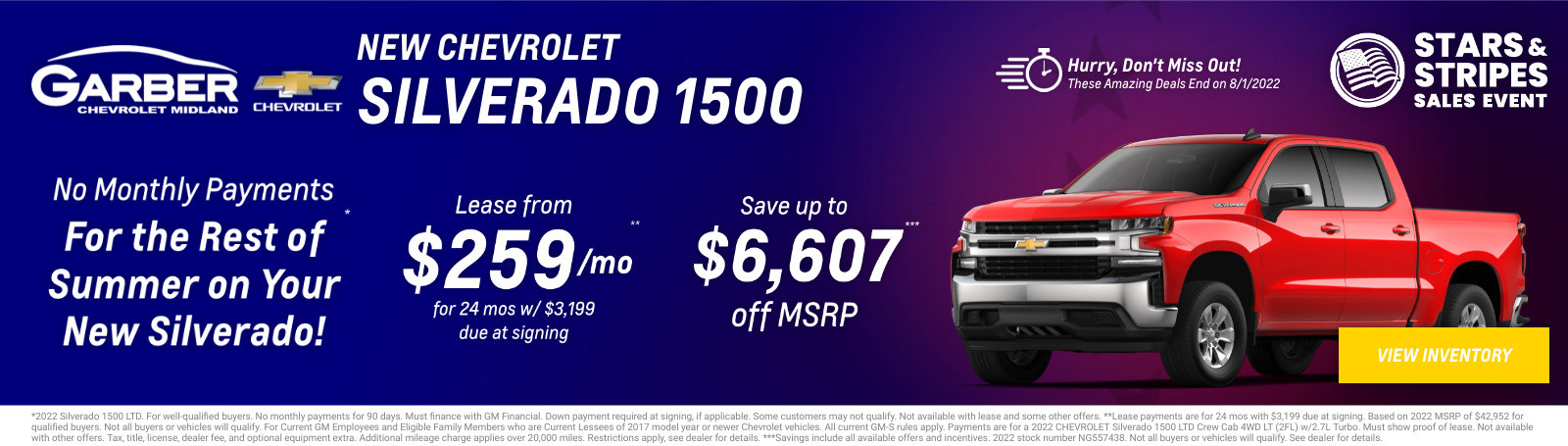 New Chevrolet Silverado Current Deals and Offers in Midland, MI